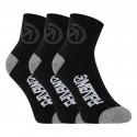 3PACK ponožky Meatfly vícebarevné (Bike Middle)