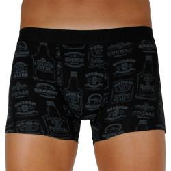 Pánské boxerky Cornette High Emotion černé (508/115)