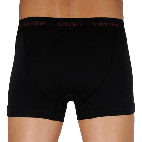 3PACK pánské boxerky Calvin Klein černé (U2662G-MC9)