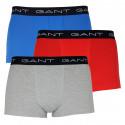 3PACK pánské boxerky Gant vícebarevné (902123003-620)