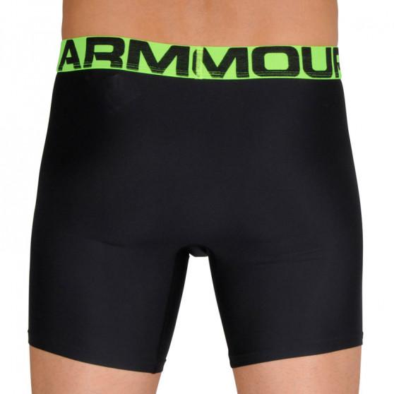 2PACK pánské boxerky Under Armour černé (1363619 002)