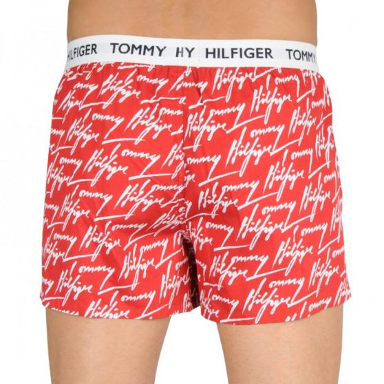 Pánské trenky Tommy Hilfiger červené (UM0UM02175 0H6)