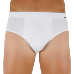 Pánské slipy Cornette Authentic bílé (221)