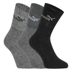 3PACK ponožky Puma vícebarevné (241005001 207)