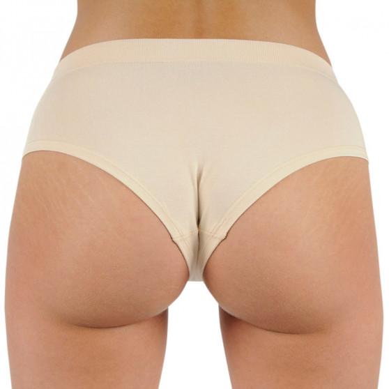 Dámské kalhotky Gina bambusové béžové (04027)