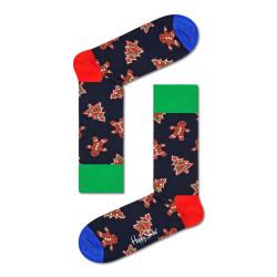Ponožky Happy Socks Gingerbread Cookies Socks (GCO01-6500)