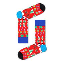 Ponožky Happy Socks All I Want For Christmas Sock (ALL01-4300)