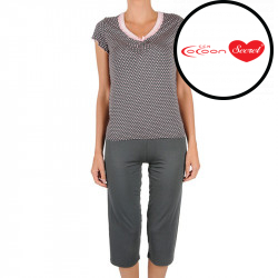 Dámské pyžamo Cocoon Secret vícebarevné (COC3042-KK)