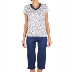 Dámské pyžamo Cocoon Secret vícebarevné (COC3068-KK)