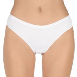 Dámské kalhotky brazilky Andrie bílé (PS 2547 A)