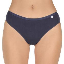 Dámské kalhotky brazilky Andrie tmavě modré (PS 2547 B)