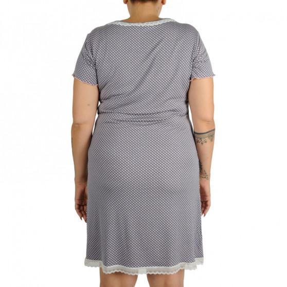 Dámská noční košile Cocoon Secret nadrozměr vícebarevná  (COC4044-KG)