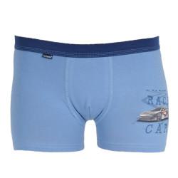 Dětské boxerky Cornette Kids modré (701/107)