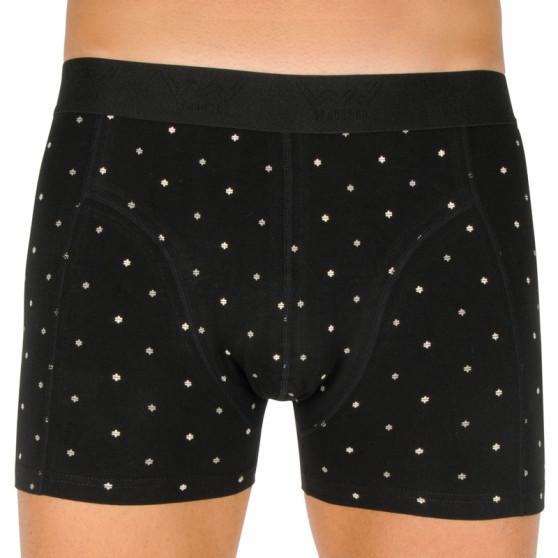 Pánské boxerky Vuch černé (Hardy)