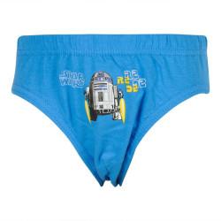 Chlapecké slipy E plus M Star Wars modré (SWS-117)