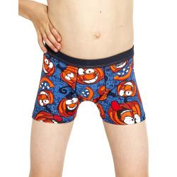 Dětské boxerky Cornette Kids vícebarevné (701/114)