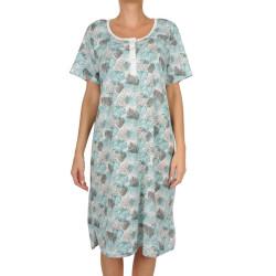Dámská noční košile Christina secret nadrozměr vícebarevné (CHR-Y-6260)