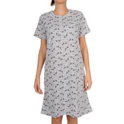 Dámská noční košile Christina secret šedá (CHR-Y-5250)