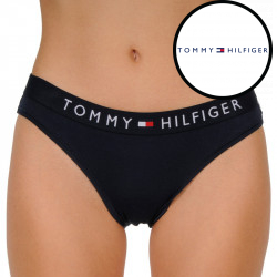 Dámské kalhotky Tommy Hilfiger tmavě modré (UW0UW01566 416)