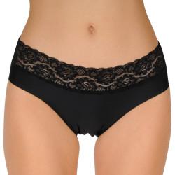 Dámské kalhotky Julimex černé (Hipster)
