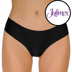 Dámské kalhotky Julimex černá (Tanga)