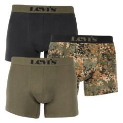 3PACK pánské boxerky Levis vícebarevné (701203919 001)