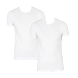2PACK pánské tričko Levis Crew-neck bílé (905055001 300)