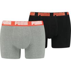 2PACK pánské boxerky Puma vícebarevné (521015001 305)