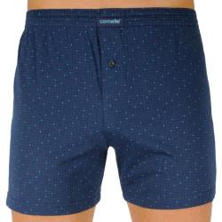 Pánské trenky Cornette Comfort tmavě modré (002/222)