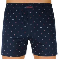 Pánské trenky Cornette Comfort tmavě modré (002/227)
