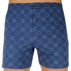 Pánské trenky Cornette Comfort modré (002/192)
