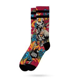 Ponožky American Socks Fireball (AS092)