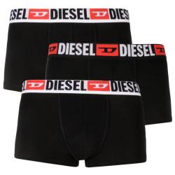 3PACK pánské boxerky Diesel černé (00ST3V-0DDAI-E4101)