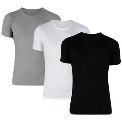 3PACK pánské tričko Diesel vícebarevné (00SJ5L-0QAZY-E3843)