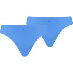 2PACK dámská tanga Puma modrá (100001010 007)