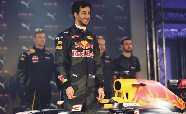 Puma & Red Bull Racing F1