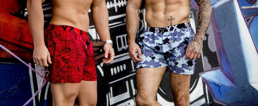 Česká značka Styx nabízí propracované spodní prádlo nejen pro muže, ale také ženy a děti. Styx je jedničkou na trhu se spodním prádlem.