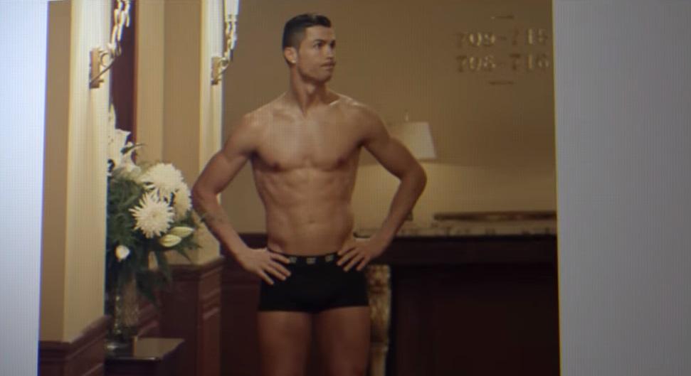Christiano Ronaldo pro Altice
