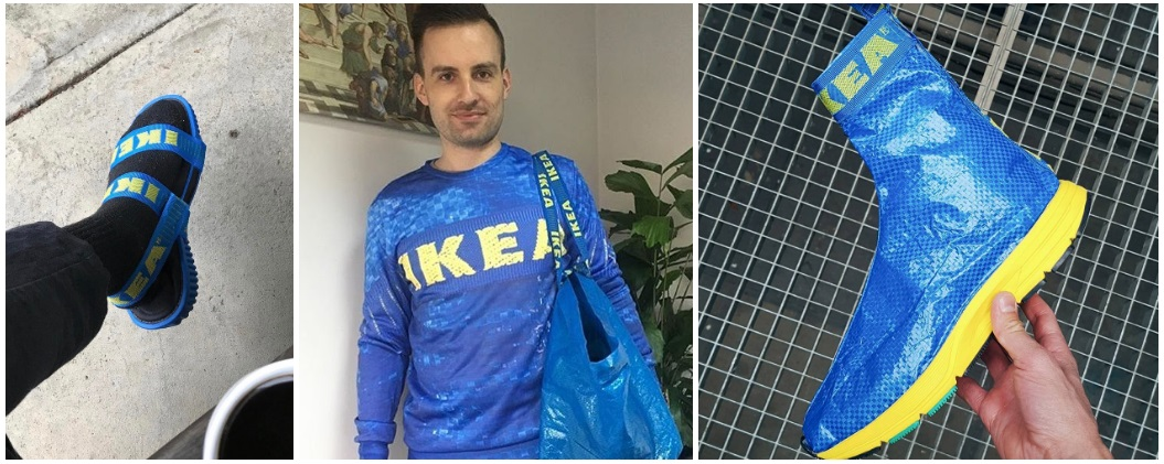 a696862fb23 Kdo z vás nezná klasickou Ikea tašku modré barvy – Frakta  Myslel jsem si  to. Je mi také zcela jasné