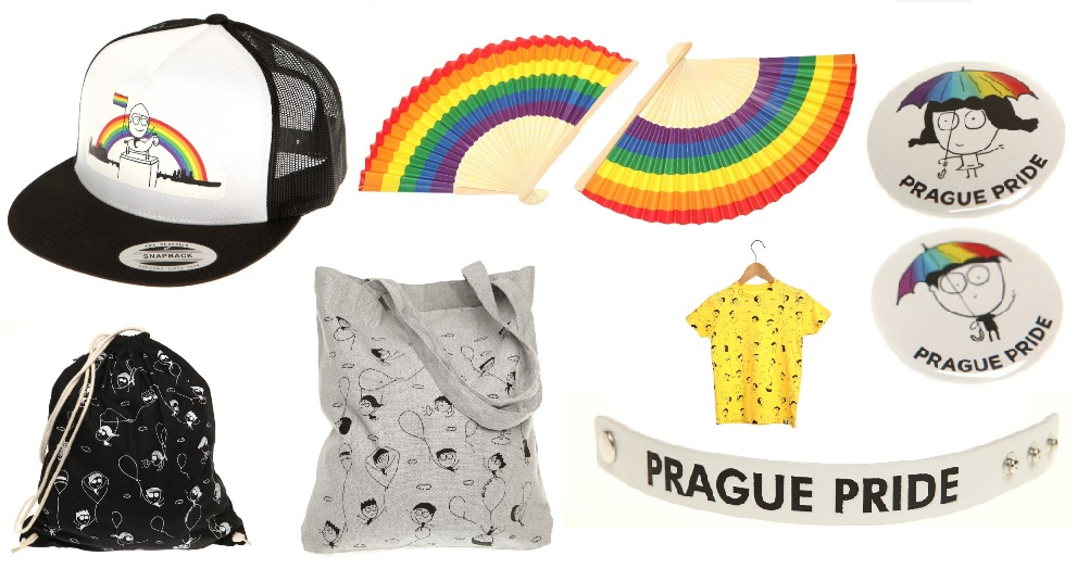 Prague Pride ve spolupráci se Zoot/Dobrou představuje letošní kolekci.