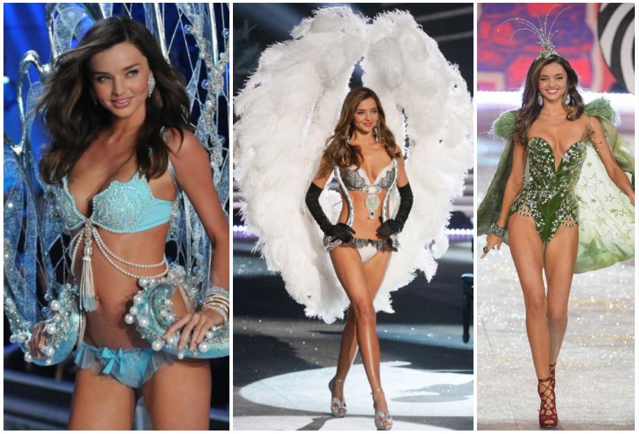 Andílci Victoria's Secret - Miranda Kerr, Heidi Klum, Jasmine Tookes.