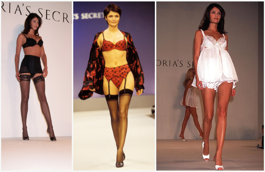 Andílci Victoria's Secret - Taylor Hill, Helena Christensen a Gisele Bundchen.