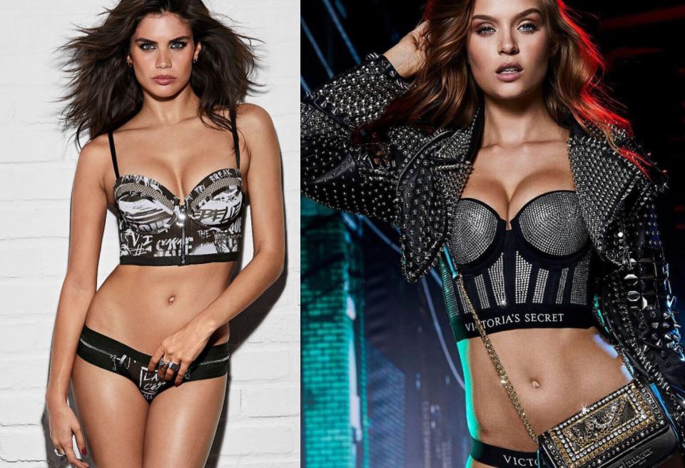 Spolupráce Victoria's Secret a Balmain