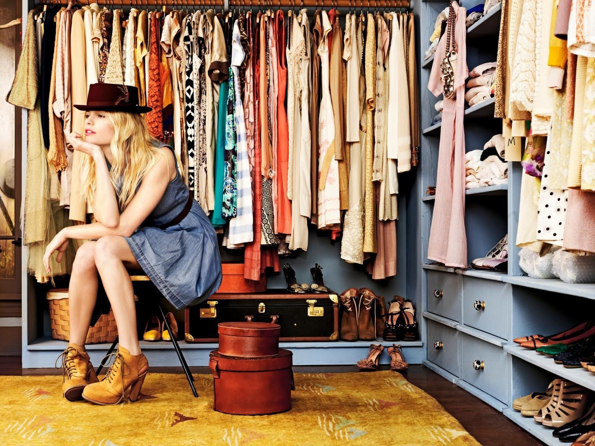 Jak se zbavit starého oblečení?
