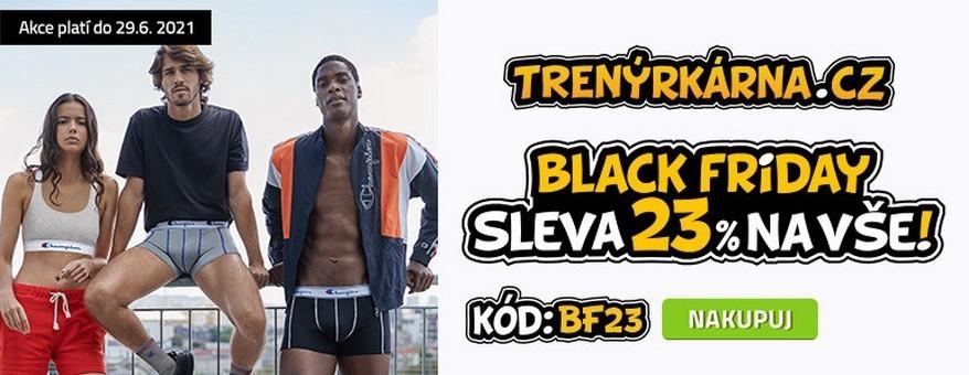 Black Friday 23%