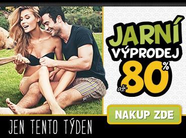 Jarní výprodej na Trenýrkárna.cz sleva až -80%